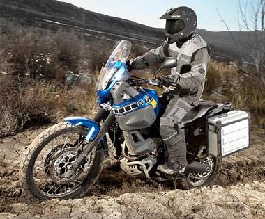 moto Yamaha XT 660 Z Ténéré 2009