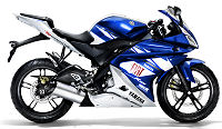 Yamaha YZF-R 125 Yamaha Team Race Replica