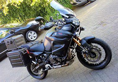 Yamaha XTZE 1200 Super Ténéré