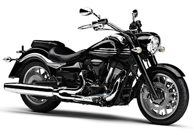 Yamaha XV 1900 A MIDNIGHT STAR 2016