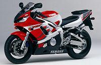 Yamaha YZF-R6 600 20ème anniversaire