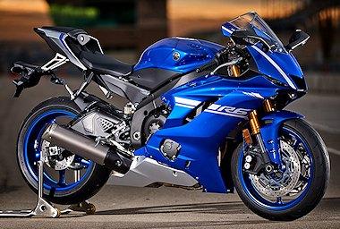 Yamaha YZF-R6 600 2017