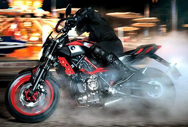 Yamaha 700 MT-07 Moto Cage 2015