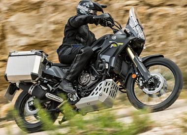 Yamaha 700 T�n�r� Explorer 2019