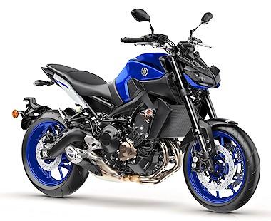 Yamaha MT-09 850 2017