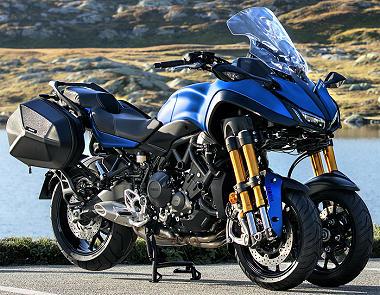 Découvrir la Yamaha 900 Niken GT - 2019 Yamaha-900-Niken-GT-2019