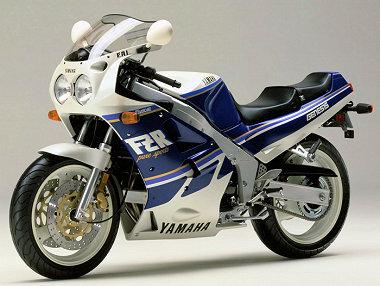 FZR 1000 Genesis 1988