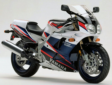 FZR 1000 EXUP 1995