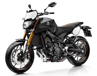 Yamaha 850 MT-09 Sport Tracker 2016
