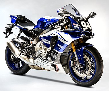 Yamaha YZF-R1 1000 GMT94 Replica 2016