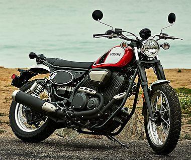 moto Yamaha SCR 9502017