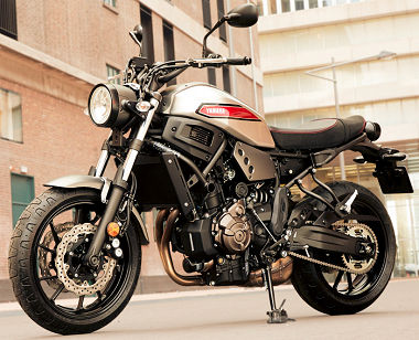 moto Yamaha XSR 7002019