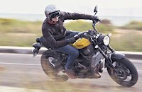 Yamaha XSR 700 60eme anniversaire