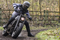 Yamaha XSR 700 Yard Built - Rough Crafts Soil Scorpion -