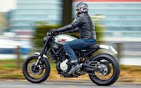 Yamaha XSR 700 Yard Built - Super 7 -