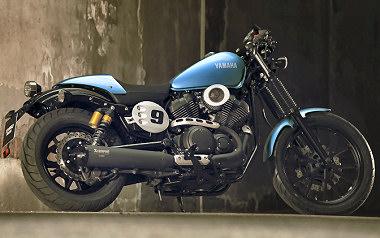 Yamaha XV 950 Racer 2015