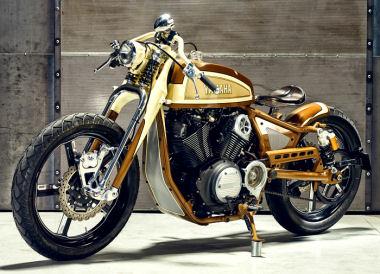 Yamaha XV 950 Yard Built