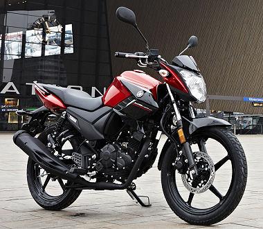 Yamaha YS 125 2017