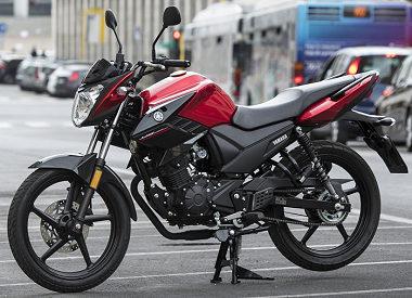Yamaha YS 125