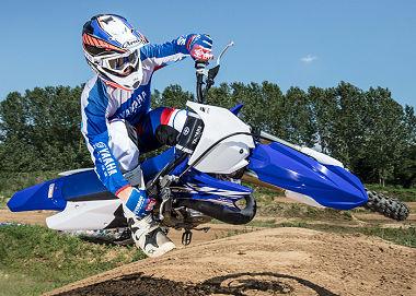 moto Yamaha YZ 1252018