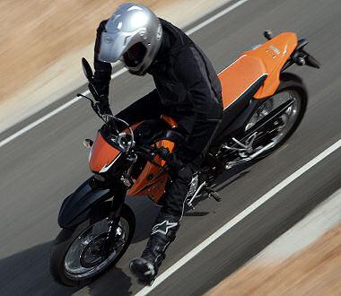 moto Yamaha XT 125 X 2006