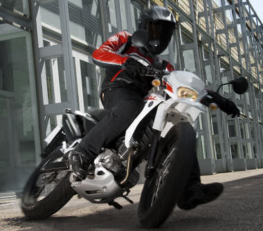 Yamaha XT 125 X