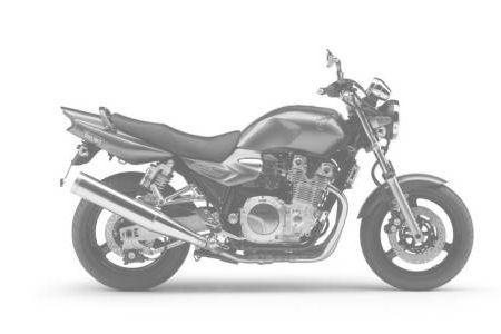 Yamaha XJR 1300 Yard Built -Eau rouge- by Deus