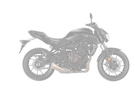 Yamaha 700 MT-07