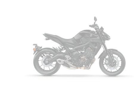 Yamaha 850 MT-09