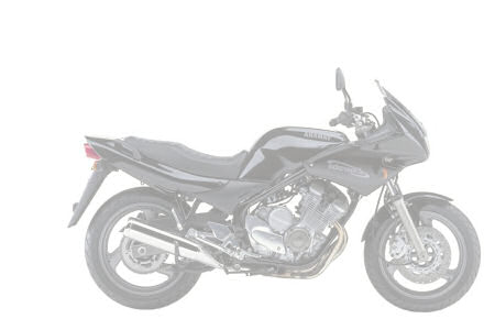 Yamaha XJ 600 Diversion N et S