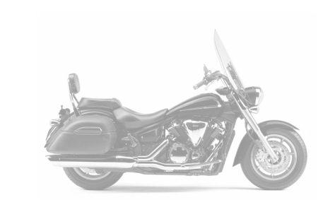 Yamaha XVS 1300 A Tour Classic