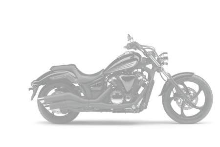 Yamaha XVS 1300 Custom Stryker