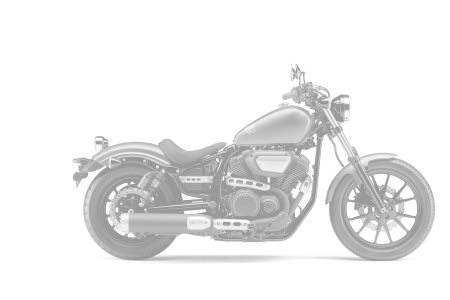 Yamaha XV 950 (Bolt)