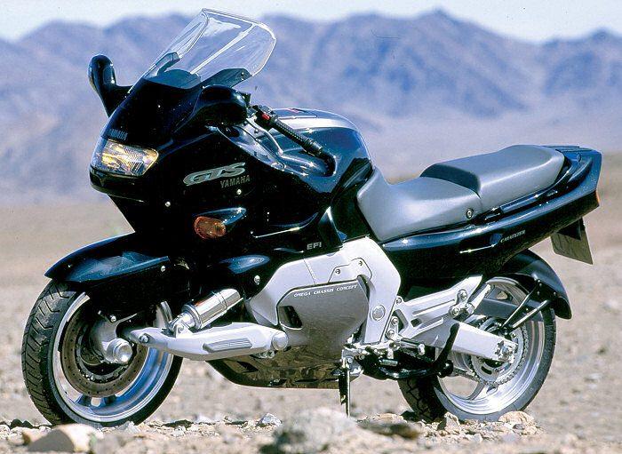 Yamaha 1000 GTS 1995 - 4