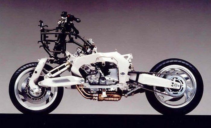 Yamaha 1000 GTS 1995 - 6