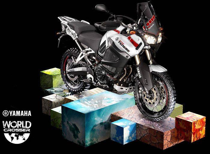 Yamaha XTZ 1200 Worldcrosser 2013 - 5