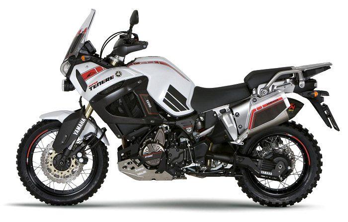 Yamaha XTZ 1200 Worldcrosser 2013 - 2