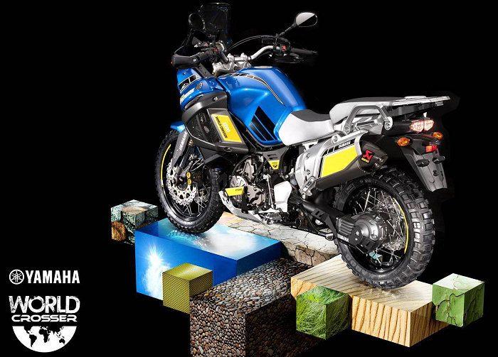 Yamaha XTZ 1200 Worldcrosser 2013 - 9