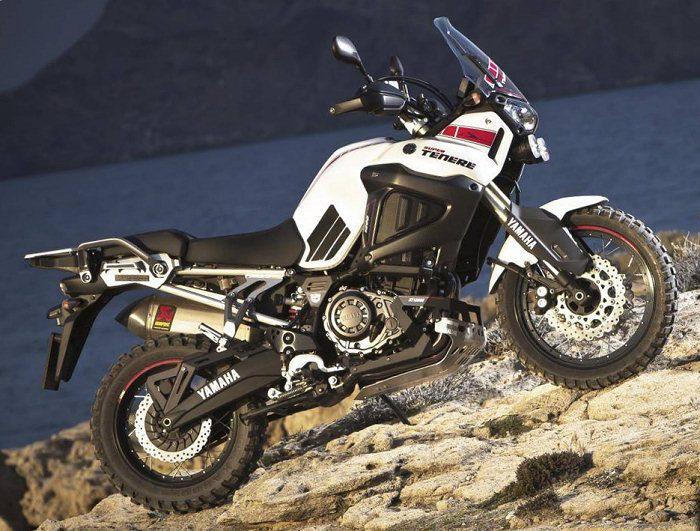 Yamaha XTZ 1200 Worldcrosser 2013 - 1