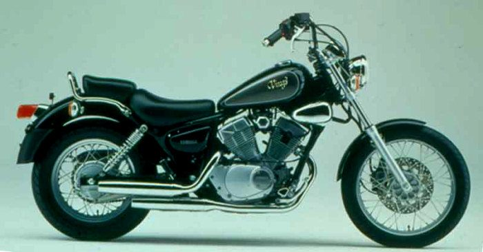 yamaha xv 125 virago 1996 galerie moto motoplanete. Black Bedroom Furniture Sets. Home Design Ideas