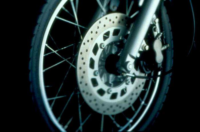 Yamaha XV 125 VIRAGO 2000 - 4