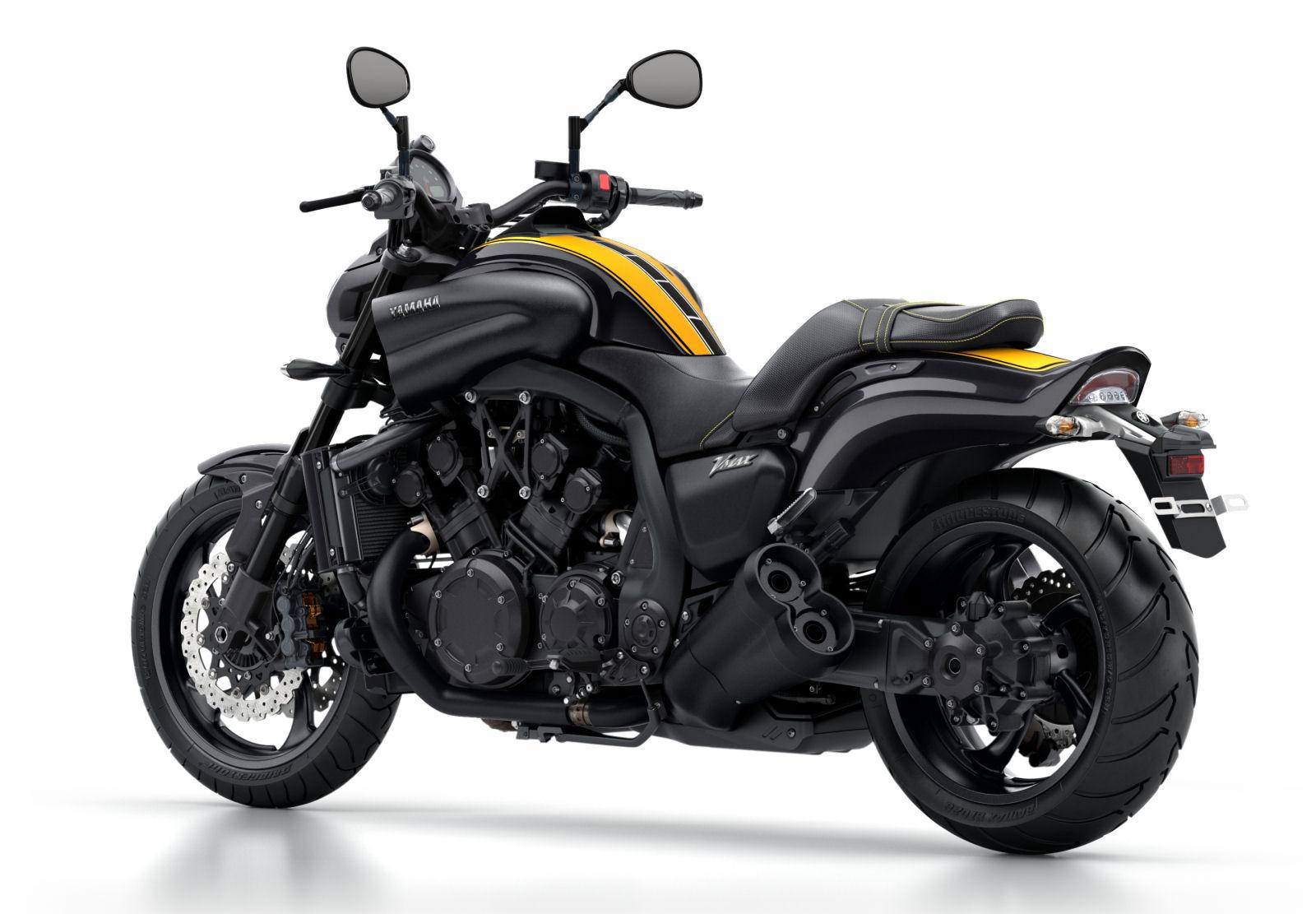 yamaha 1700 v max 60eme anniversaire 2016 galerie moto motoplanete. Black Bedroom Furniture Sets. Home Design Ideas