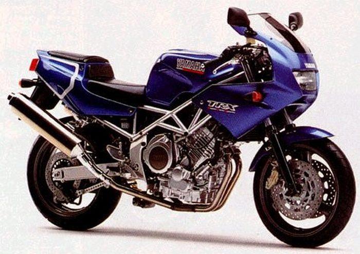 Yamaha 850 TRX 1999 - 11