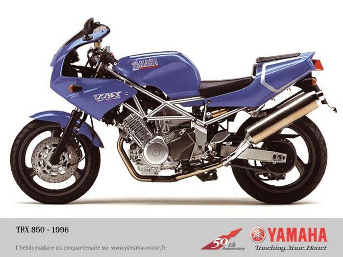 Yamaha 850 TRX 1999 - 13