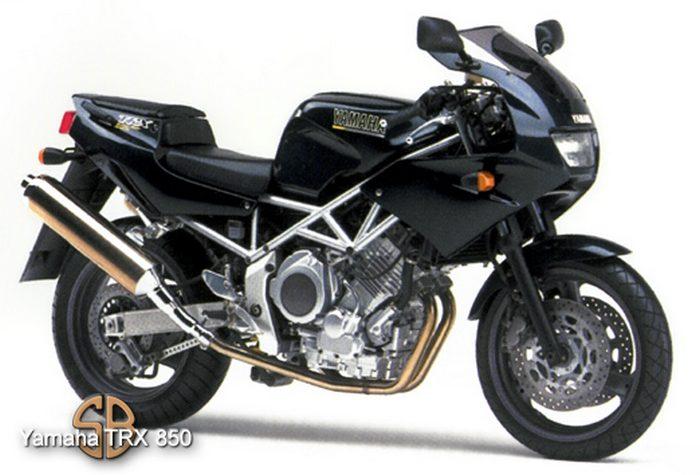 Yamaha 850 TRX 1999 - 3