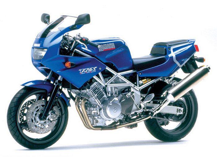 Yamaha 850 TRX 1999 - 7