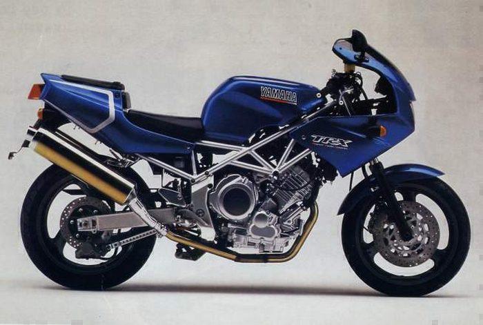 Yamaha 850 TRX 1999 - 9