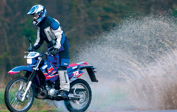 Yamaha DTR 125 MX EVERTS 2005 - 13