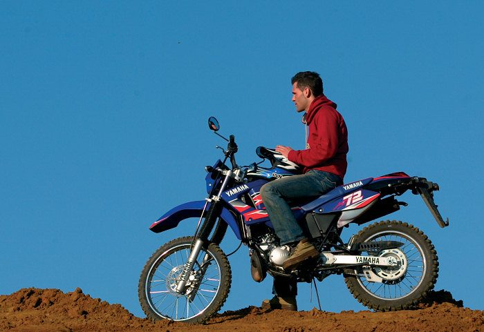 Yamaha DTR 125 MX EVERTS 2005 - 15