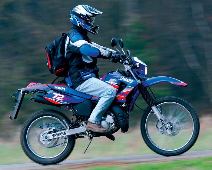 Yamaha DTR 125 MX EVERTS 2005 - 14
